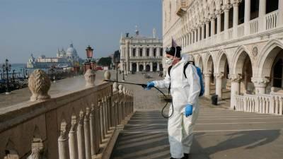 اٹلی میں کرونا وائرس سے اموات میں کمی ہونا شروع