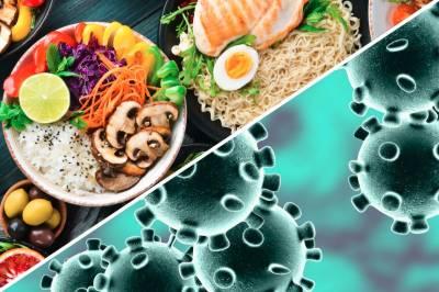 صفائی ستھرائی اور سماجی دوری کیساتھ صحت بخش غذا بھی کرونا کیخلاف اہم ہتھیار قرار