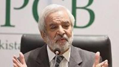 پاکستان کرکٹ بورڈ کی روایت ہے کہ وہ ہر مشکل وقت میں اپنی حکومت کے شانہ بشانہ کھڑا رہا ہے۔چیئرمین پی سی بی احسان مانی