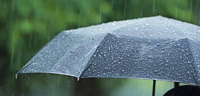 کراچی کے مختلف علاقوں میں ہلکی بارش سے موسم خوش گوار