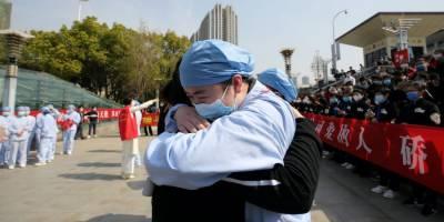 کرونا وائرس ، 1 لاکھ افراد صحت یاب ہو گئے