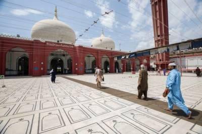 پنجاب: مساجد میں نمازوں کی ادائیگی سے متعلق ایڈوائزری جاری