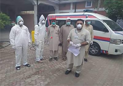 پاکستان:کرونا مریضوں کی تعداد 1495 تک پہنچ گئی، 12 ہلاکتیں، 25 صحت یاب