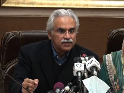 پاکستان چین کی امداد سے بھرپور فائدہ اٹھائے گا: ڈاکٹر ظفر مرزا