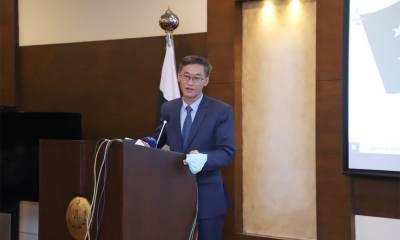 چین ہر طرح سے پاکستان کی مدد جاری رکھے گا:چینی سفیر