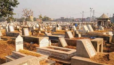 کراچی: کورونا سے جاں بحق افراد کی تدفین کے لیے 5 قبرستان مختص