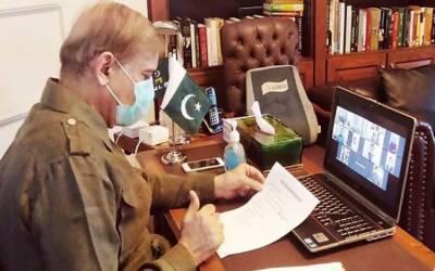 کورونا وباء: شہباز شریف کا قومی سلامتی کمیٹی کا اجلاس بلانے کا مطالبہ