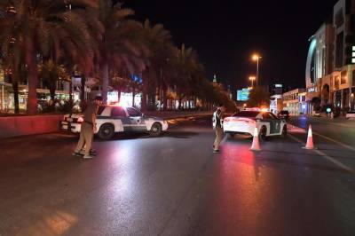 سعودی عرب کے چھ علاقوں میں 24 گھنٹے کا کرفیو نافذ