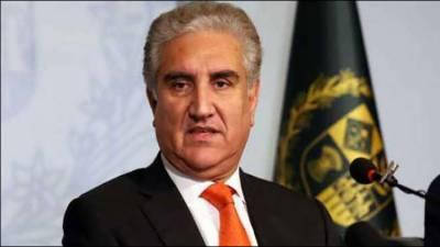 حکومت کرونا سے اکیلے مقابلہ نہیں کرسکتی عوام نے تعاون کرنا ہے. شاہ محمود قریشی