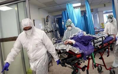 کورونا کا زورنہ ٹوٹ سکا،وائرس مزید 5 جانیں لےگیا،مریضوں کی تعداد1970 ہوگئی