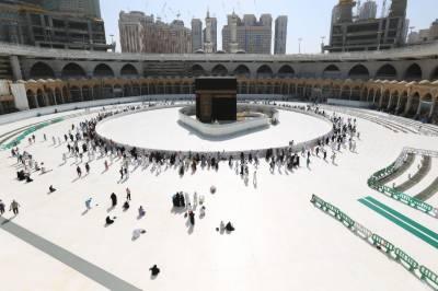 عازمین حج کی منصوبہ بندی سے گریز کریں: سعودی عرب