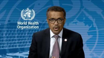 عالمی ادارہ صحت کا کوروناوائرس سے نمٹنےکےلئےطبی آلات اورادویات کی تیاری میں تیزی لانے پرزور