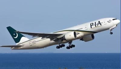پی آئی اے کی خصوصی پروازیں ٹورنٹو روانہ
