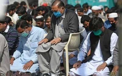 سندھ حکومت : نماز جمعہ کے اجتماعات پر مکمل پابندی ،آج دوپہر 12 سے 3 بجے تک سخت لاک ڈاؤن کا اعلان