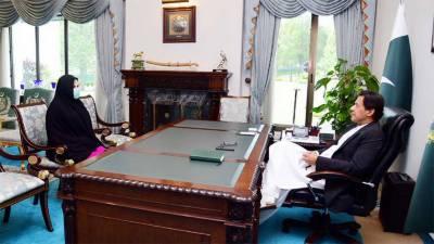 ممتاز مذہبی اسکالر طیبہ خانم کا کورونا ریلیف فنڈ کیلئے 50لاکھ روپے کا عطیہ