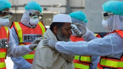 ملک میں کوروناوائرس کے مصدقہ کیسز کی تعداد 2748 تک پہنچ گئی