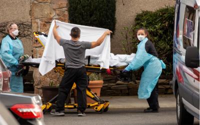 کورونا: دنیا بھر میں 69 ہزار 428 افراد ہلاک ہو گئے