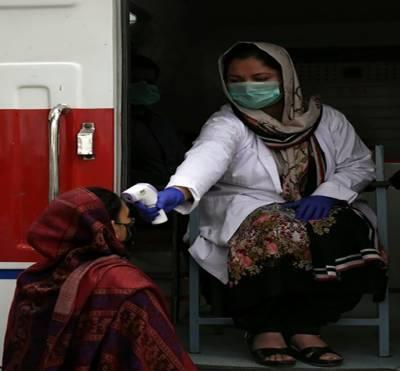 پاکستان :کورونا وائرس سے متاثرہ افراد کی تعداد 3277ہوگئی، 50جاں بحق