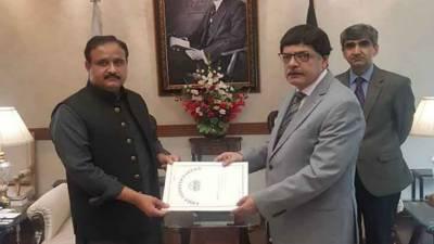 پنجاب کے سرکاری افسر ان اورملازمین کاجذبہ ایثار، 120کروڑ روپے کا چیک چیف منسٹر فنڈ برائے کوروناکنٹرول میں عطیہ