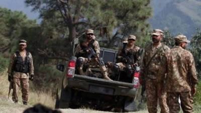 سیکیورٹی فورسز کی شمالی وزیرستان اور مہمند میں خفیہ اطلاعات پر کارروائیاں، 7دہشتگرد ہلاک