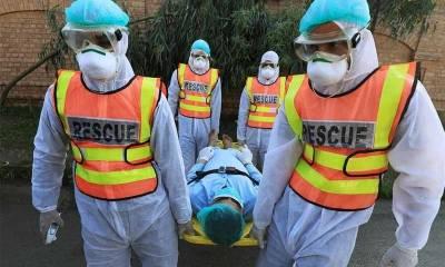 ملک میں کوروناوائرس کے مصدقہ کیسزکی تعداد4072تک پہنچ گئی