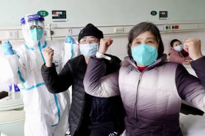 کورونا سے صحتیاب ہونے والوں میں چین پہلے پاکستان 29 ویں نمبر پر