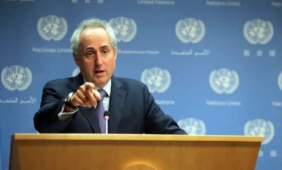 اقوام متحدہ کاجموں وکشمیرسمیت دنیابھرکےتنازعات کاشکارعلاقوں میں جنگ بندی کی اپنی اپیل کا اعادہ