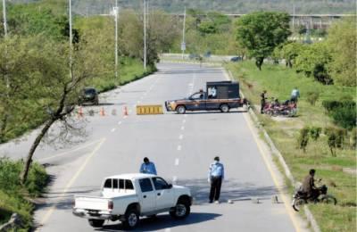 اسلام آباد: کورونا سے متاثرہ بھارہ کہو اور شہزاد ٹاؤن کو ڈی سیل کردیا گیا
