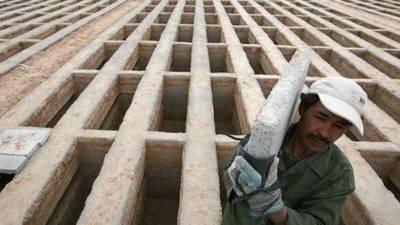 کرونا سے اموات: تہران میں 10 ہزار نئی قبریں تیار کرلی گئیں