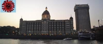 ممبئی کا تاج محل ہوٹل بھی کرونا وائرس کی زد میں، متعدد ملازمین متاثر