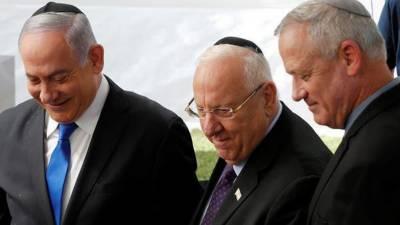 اسرائیل : سیاسی جمود کے خاتمے کے لیے نیتن یاہو اور گینٹز معاہدے کے قریب