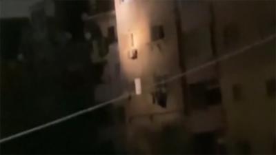 قاہرہ : مصری فورسز کی گنجان آباد علاقے میں دہشتگردوں سے جھڑپ