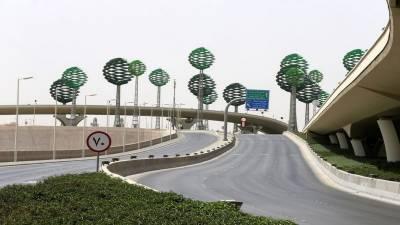 سعودی عرب کےدمام شہر کی الاثیر کالونی میں غیرمعینہ مدت کے لیے کرفیو نافذ