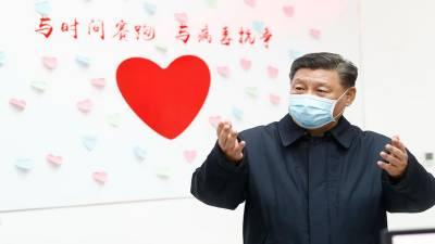 خطرہ بدستور موجود ہے مزید اقدامات کرنے کی ضرورت ہے: چینی صدر