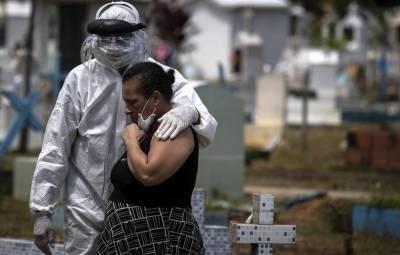 برازیل میں کورونا وائرس سے مزید 188 افراد ہلاک، مہلک وائرس سے ہلاکتوں کی تعداد 1924 ہوگئی