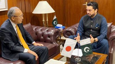 جاپان کی افغان پناہ گزینوں کی مدد کے لئے پاکستان کودس لاکھ ڈالرامداد