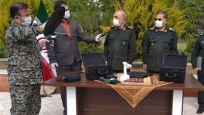 پاسداران انقلاب کی تیار کردہ کرونا ٹیسٹ مشین تنقید کی زد میں