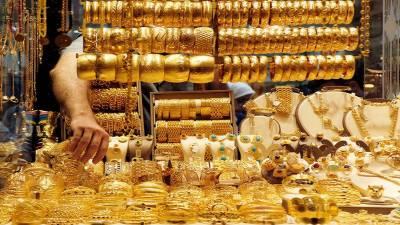رواں ہفتے کے دوران سونے کی قیمت میں نمایاں اتار چڑھاؤ:قیمت 97 ہزار روپے فی تولہ