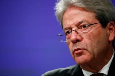 یورپی یونین کو کورونا وائرس سے نمٹنے کے لئے 1.5 ٹریلین یورو امداد کی ضرورت ہوگی، پاولو جینٹیلونی