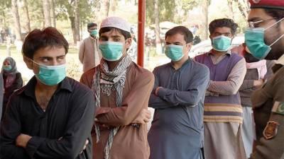 ملک میں کورونا وائرس سے متاثرہ مریضوں کی تعداد 8678 ہوگئی