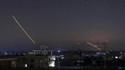 شام میں فضائی دفاعی نظام کا اسرائیلی حملوں کو ناکام بنانے کا دعوی