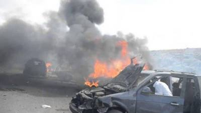 شام میں ترک ملیشیا کے زیرکنٹرول علاقے میں بم دھماکے، متعدد ہلاک اور زخمی