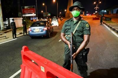 کورونا وائرس کی وجہ سے سری لنکا میں کرفیو نافذ