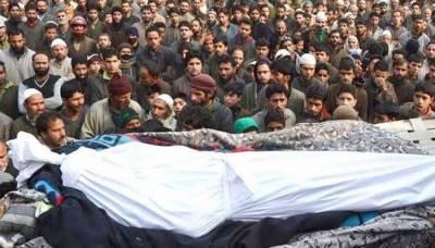 مقبوضہ کشمیر بھارتی فوج کے مظالم جاری، ضلع کلگام میں مزید 2 نوجوان شہید