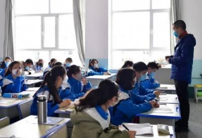 چین میں مزید سکولوں اور یونیورسٹیوں میں کلاسز کا دوبارہ آغاز ہوگیا