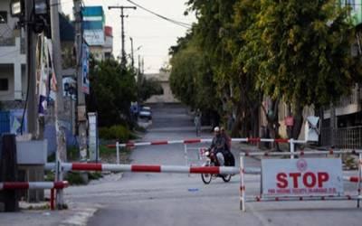 کورونا وائرس کے سبب اسلام آباد کے 2 علاقے سیل