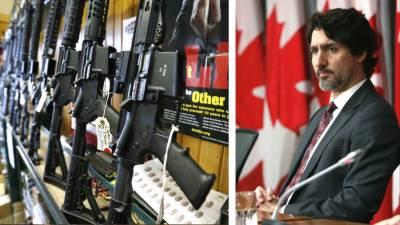 کینیڈا میں ہتھیاروں کی خرید و فروخت پر مکمل پابندی عائد