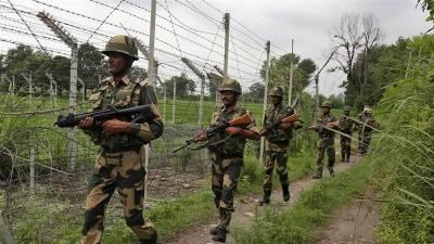 بھارتی فوج کی LoC پر بلااشتعال فائرنگ و گولہ باری ، خاتون زخمی