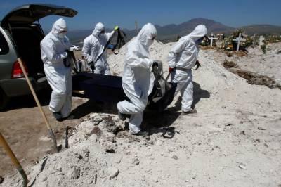 میکسیکو میں کورونا وائرس کے متاثرین کی تعداد 23 ہزار سے تجاوز، ہلاکتوں کی مجموعی تعداد 2154 ہوگئی