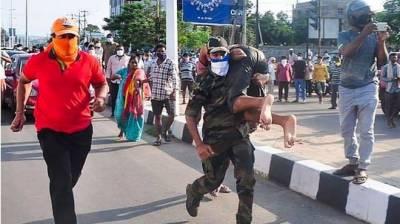 بھارت کی ریاست اندھرا پردیش میں کیمیکل فیکٹری میں گیس لیکج کے باعث دھماکہ، 6 افراد ہلاک، 200 زخمی